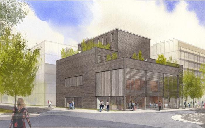 Un projet architectural innovant