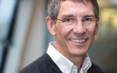 La transmission d'Hubert Sagnières, président du Fonds Ginette Solidarité