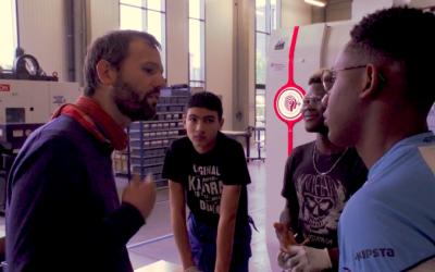 Vidéo – Témoignage école de production